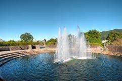 Πάρκο ειρήνης, Ναγκασάκι, Ιαπωνία Στοκ εικόνες με δικαίωμα ελεύθερης χρήσης