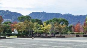 Πάρκο ειρήνης του Ναγκασάκι Στοκ Φωτογραφία