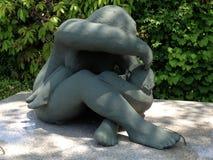 Πάρκο ειρήνης του Ναγκασάκι Στοκ εικόνες με δικαίωμα ελεύθερης χρήσης