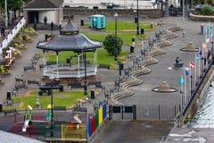 Πάρκο Ιρλανδία περιπάτων Cohb στοκ εικόνα με δικαίωμα ελεύθερης χρήσης