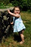 πάρκο κοριτσακιών Στοκ Φωτογραφίες