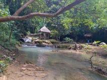 Πάρκο Λάος Luang Prabang Λάος ήχων καμπάνας Nah Στοκ φωτογραφίες με δικαίωμα ελεύθερης χρήσης