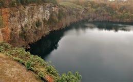 Πάρκο λατομείων του Γουίνστον-Σάλεμ στοκ φωτογραφία