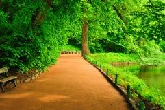 πάρκο λεωφόρων στοκ εικόνες με δικαίωμα ελεύθερης χρήσης