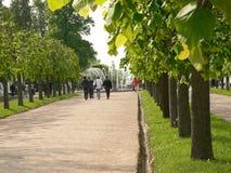 πάρκο λεωφόρων Στοκ Φωτογραφίες