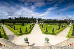 πάρκο λόγων κήπων Στοκ Εικόνα