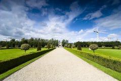 πάρκο λόγων κήπων Στοκ εικόνα με δικαίωμα ελεύθερης χρήσης