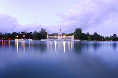 Πάρκο Μαδρίτη EL Retiro Στοκ φωτογραφίες με δικαίωμα ελεύθερης χρήσης