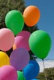 πάρκο μπαλονιών Στοκ φωτογραφίες με δικαίωμα ελεύθερης χρήσης