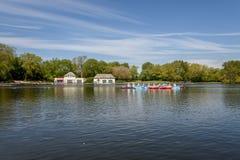 Πάρκο Μπλάκπουλ του Stanley Στοκ εικόνες με δικαίωμα ελεύθερης χρήσης