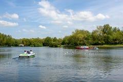 Πάρκο Μπλάκπουλ Lancashire Αγγλία του Stanley Στοκ εικόνες με δικαίωμα ελεύθερης χρήσης
