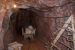Πάρκο ορυχείου του Σουδάν και Vermillion κράτους Στοκ Εικόνες