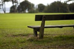 πάρκο πάγκων απόμερο στοκ φωτογραφίες με δικαίωμα ελεύθερης χρήσης