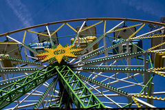 πάρκο παιχνιδιών Στοκ φωτογραφίες με δικαίωμα ελεύθερης χρήσης