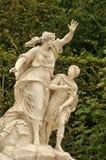Πάρκο παλατιών των Βερσαλλιών Στοκ φωτογραφίες με δικαίωμα ελεύθερης χρήσης