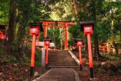 Πάρκο πιθήκων Arashiyama, Κιότο, Ιαπωνία Στοκ φωτογραφία με δικαίωμα ελεύθερης χρήσης