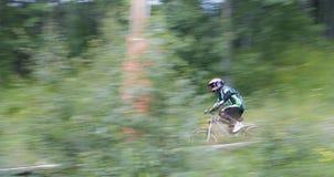 πάρκο ποδηλάτων Στοκ φωτογραφία με δικαίωμα ελεύθερης χρήσης