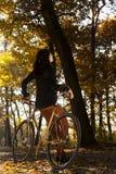 πάρκο ποδηλάτων Στοκ εικόνες με δικαίωμα ελεύθερης χρήσης