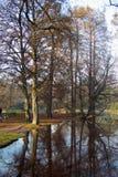 Πάρκο πόλεων στο Μιλάνο Στοκ Φωτογραφία