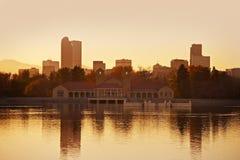 Πάρκο πόλεων του Ντένβερ Στοκ Φωτογραφίες