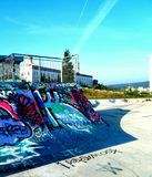 Πάρκο σαλαχιών Στοκ φωτογραφία με δικαίωμα ελεύθερης χρήσης