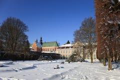 Πάρκο σε Oliwa Στοκ φωτογραφίες με δικαίωμα ελεύθερης χρήσης