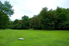 πάρκο σπιτιών Στοκ εικόνα με δικαίωμα ελεύθερης χρήσης
