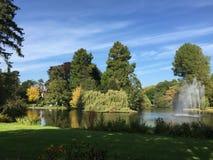 Πάρκο στην Ουτρέχτη Στοκ Εικόνες
