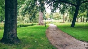 Πάρκο στο Αϊντχόβεν Στοκ Φωτογραφίες