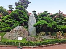 Πάρκο στο κορνάρισμα Kong στοκ φωτογραφία με δικαίωμα ελεύθερης χρήσης