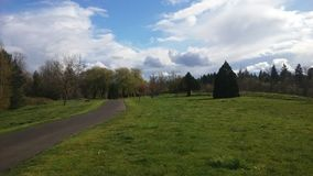 Πάρκο στο beaverton, Η Στοκ φωτογραφία με δικαίωμα ελεύθερης χρήσης