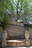 Πάρκο τεράτων σε Bomarzo, Βιτέρμπο - Ιταλία Στοκ Εικόνα