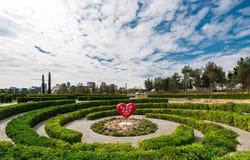 Πάρκο της αγάπης και της νεολαίας στοκ εικόνες με δικαίωμα ελεύθερης χρήσης
