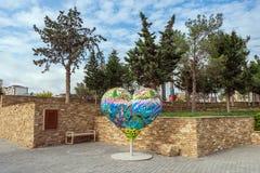 Πάρκο της αγάπης και της νεολαίας στοκ εικόνες