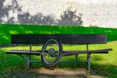 πάρκο της Κροατίας πάγκων ribnjak Στοκ Φωτογραφία