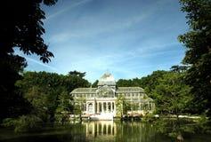πάρκο της Μαδρίτης Στοκ Εικόνες
