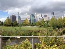 Πάρκο της Νέας Υόρκης Στοκ εικόνα με δικαίωμα ελεύθερης χρήσης