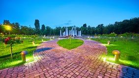 Πάρκο τιτάνων, Βουκουρέστι Στοκ εικόνα με δικαίωμα ελεύθερης χρήσης