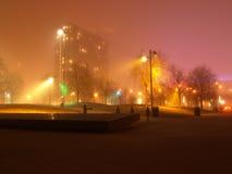 πάρκο Τορόντο νύχτας hto Στοκ Φωτογραφίες