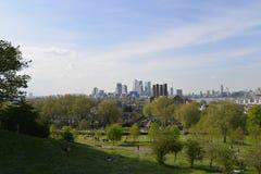 Πάρκο του Γκρήνουιτς Στοκ φωτογραφία με δικαίωμα ελεύθερης χρήσης