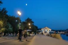Πάρκο του Γκόρκυ Στοκ Εικόνες