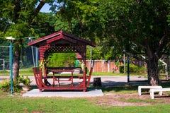 Πάρκο του Δημαρχείου στοκ φωτογραφία