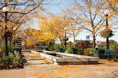 πάρκο του Νταίυτον Οχάιο riv Στοκ φωτογραφία με δικαίωμα ελεύθερης χρήσης
