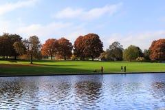 Πάρκο του Νόργουιτς Στοκ φωτογραφίες με δικαίωμα ελεύθερης χρήσης