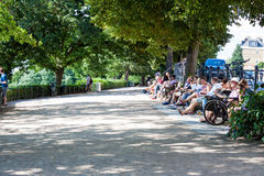 Πάρκο του Ρίτσμοντ Στοκ Εικόνες