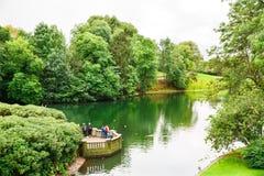 πάρκο του Όσλο vigeland Στοκ φωτογραφία με δικαίωμα ελεύθερης χρήσης