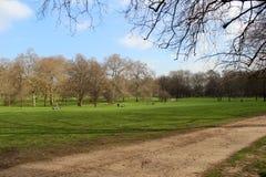 Πάρκο του ST James Στοκ φωτογραφία με δικαίωμα ελεύθερης χρήσης