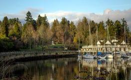Πάρκο του Stanley Στοκ φωτογραφία με δικαίωμα ελεύθερης χρήσης