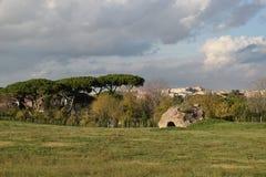 Πάρκο τρόπων Appian Στοκ εικόνα με δικαίωμα ελεύθερης χρήσης