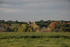 Πάρκο τρόπων Appian Στοκ Φωτογραφίες